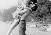 { retro couple }