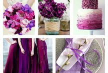 2014 Wedding Trends / From cakes to decor. From patterns to formalities