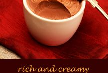 Lowcarb sweets and desserts