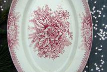 Antique Platters