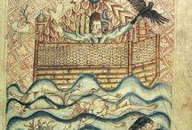 Vízözön, Noé
