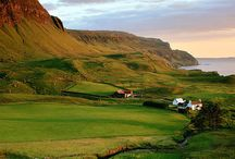 Ireland,Scotland, UK / by Jeff Voeltner