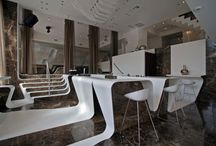 Omniview_leisure / Interior design, bars, restaurants, leisure, architecture, parametric design