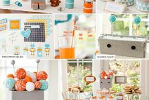 Huckle's Birthday Ideas / by Marie Bitsandclips