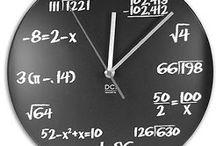 relógios diferentes