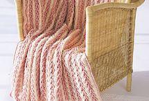 Afghan rugs/throws