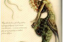 mermaid / water, sea