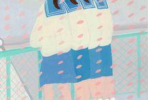 illustlation / by moimoi tomono