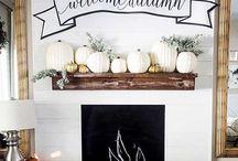 decorations autumn