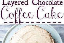 Layered cake