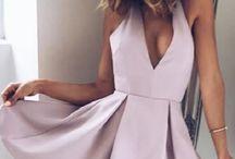 Escort dress ideas