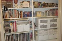 Craft Room / by Manon Ibes