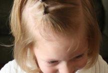 Peinados bebés niña