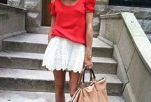 Robes/Jupes/jeans/blouson/chemise/chemisier