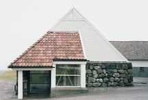 architecture & the built landscape / by ωiℓd&scεηic