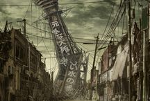 Post Apocalyptic Illustration