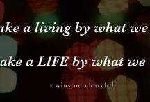Inspirational Quotes / Inspirational quotes about giving! <3 GiftStarter.com