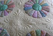Quilts - Dresden Plates