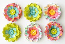 Buttons & Butterflies / by In Flair Form Design Co.
