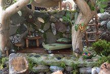 fairy gardens / by irene beach