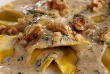 Pasta/Sauce Recipes