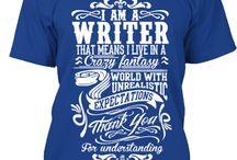 writing shirts