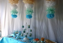 Under the sea - birthday theme / Under the sea party theme-children's