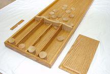 Dřevěné hry