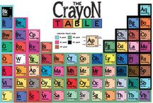 The Crayon Table