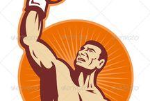 boxing / layout ideas