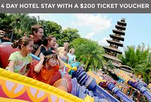 Travel Deals / by Exploria Resorts