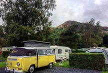 Sonny the T2 Volkswagen Campervan