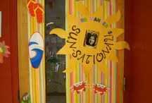Teacher Appreciation Week Door/Gift Ideas / Teacher Appreciation Week