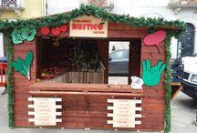Natale 2016 - Azienda Agricola Rustico Luigi / Mercatini di Natale: Stand Natalizio Azienda Agricola di Luigi Rustico