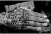 TATTOOS / by Colby Hendrickson