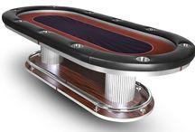 Casino Quality Poker Tables / #custompokertable #casinopokertable #casinocustompokertables