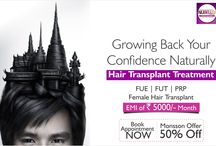 Hair Transplant in Mumbai & Treatment / Nubello Aesthetic clinic has become the latest destination for hair Implant surgery. We have 10 branches all over the Mumbai is one of the Best Hair Transplant clinic in India.
