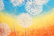 wine and canvas / by Mallory Larson-Neill