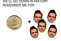 fall out boy and panic! at the disco