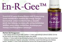 Young Living En-R-Gee Essential Oils