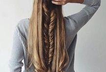 peinados / peinados casuales