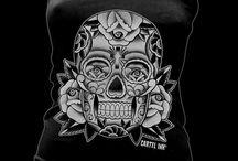Chic Skulls