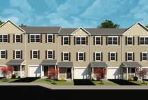 Generation Model / Our newest style of townhome starts at just $179,900; with 3 bedrooms, 2 bathrooms, 1 car garage, basement, and all the standard featured of Haven Ridge, like granite countertops and open floor plans.