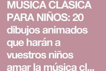 música clásica niños