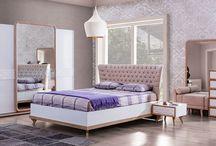 Liza Modern yatak odası