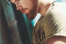 Man hairstyle & beard