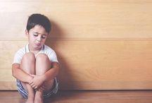 Enfants pique des colères