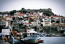 My project / Some photos from me, in my town Kavala in Greece