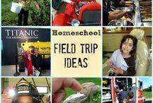 Homeschool - Field Trips