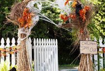 Fall Decorating / Great ideas for decorating your home for Autumn.